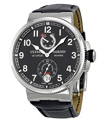 Ulysse Nardin Marine Chronometer Black Dial Automatic Men's Watch