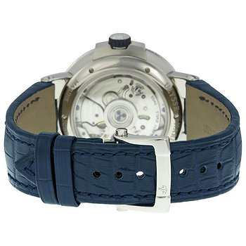 Купить часы Ulysse Nardin Marine Chronometer Blue Dial Blue Alligator Leather Men's Watch 1183-126-63  в ломбарде швейцарских часов