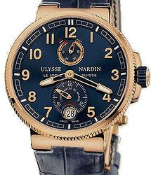 Ulysse Nardin Marine Chronometer Manufacture 43 mm новая модель