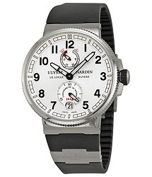 Ulysse Nardin Marine Chronometer Silver Dial Men's Watch