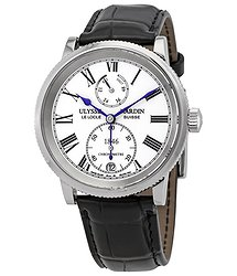Ulysse Nardin Marine Chronometer White Dial Automatic Men's Watch