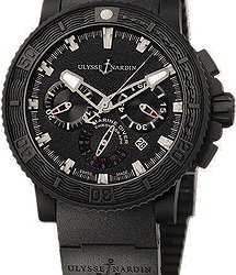 Ulysse Nardin Marine Collection Black Sea Chronograph