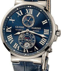 Ulysse Nardin Marine Collection Maxi Chronometer 43mm