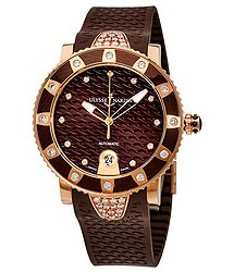 Ulysse Nardin Marine Diver Automatic Ladies Watch