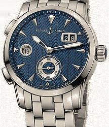 Ulysse Nardin Marine Dual Time 42 mm Manufacture
