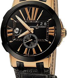 Ulysse Nardin Marine Dual Time Executive