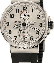 Ulysse Nardin Marine Manufacture Chronometer 43 mm Steel