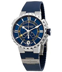Ulysse Nardin Marine Regatta Blue Dial Automatic Men's Watch