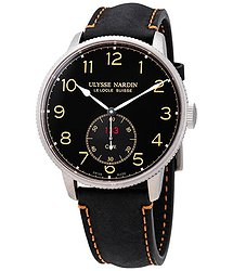 Ulysse Nardin Marine Torpilleur Automatic Black Dial Men's Watch