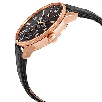 Купить часы Ulysse Nardin Marine Torpilleur Black Dial Automatic Men's 18kt Rose Gold Watch  в ломбарде швейцарских часов