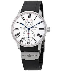 Ulysse Nardin Marine Torpilleur White Dial Automatic Men's Watch