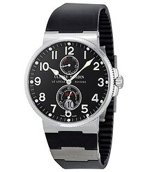 Ulysse Nardin Maxi Marine Automatic Black Dial Men Watch