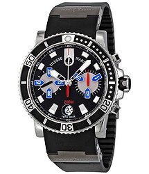 Ulysse Nardin Maxi Marine Automatic Chronograph Men's Watch 8003-102-3-92