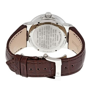 Купить часы Ulysse Nardin Maxi Marine Chronometer Brown Dial Leather Automatic Men's Watch  в ломбарде швейцарских часов