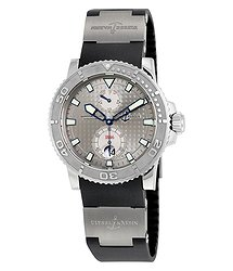 Ulysse Nardin Maxi Marine Chronometer Men's Watch 263-33-3-91