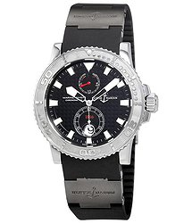 Ulysse Nardin Maxi Marine Diver Automatic Men's Watch 263-33-3-92