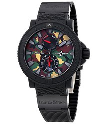 Ulysse Nardin Maxi Marine Military Camouflage Dial Automatic Men's Watch