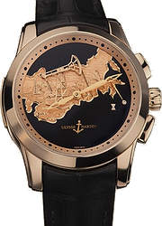Ulysse Nardin Oil Pump Limited Editions