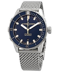 Ulysse Nardin Ulysse Nardin Diver Automatic Blue Dial Men's Watch 8163-175-7MIL/93