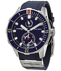 Ulysse Nardin Ulysse Nardin Diver Chronometer Automatic Blue Dial Men's Watch 1183-170-3/93