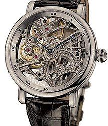 Ulysse Nardin Wаtch Maxi Skeleton Platinum 45mm