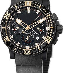 UN Black Sea Chronograph 353-90