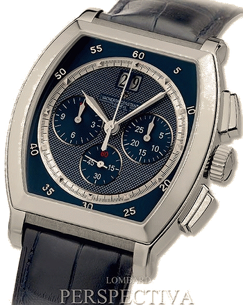 Купить часы Vacheron Constantin Malte Malte Automatic Chronograph limited edition of 20 pieces in white gold  в ломбарде швейцарских часов