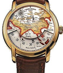 Vacheron Constantin Metiers d'art Patrimony Tributes to Great Explorers