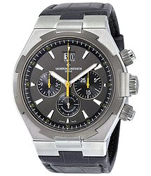 Vacheron Constantin Overseas Chronograph Automatic Grey Dial Men's Watch 49150000W-9015