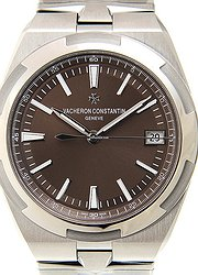 Vacheron Constantin Overseas Stainless Steel Brown Automatic 4500V/110A-B146