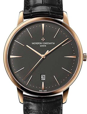 "Купить часы Vacheron Constantin Patrimony Contemporaine Date Self-Winding ""Boutiques Exclusive""  в ломбарде швейцарских часов"