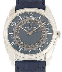 Vacheron Constantin Quai de l Ile Automatic Blue Dial Men's Watch