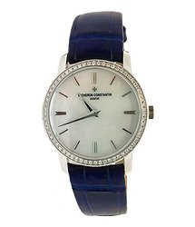 Vacheron Constantin Traditionnelle Mother Of Pearl Dial Ladies Watch