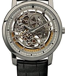 Vacheron Constantin Traditionnelle Skeleton Self-Winding