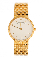 Vacheron Constantin Vintage 18k Yellow Gold 649495
