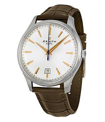 Zenith Captain Central Second Automatic Men's Watch 03202067001C498
