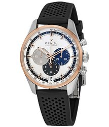 Zenith Chronomaster El Primero Chronograph Automatic Silver Dial Men's Watch