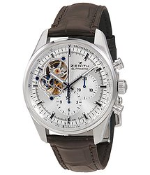 Zenith Chronomaster El Primero Silver Dial Automatic Men's Chronograph Watch