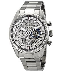 Zenith Chronomaster El Primero Skeleton Dial Automatic Men's Chronograph Watch