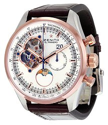 Zenith Chronomaster Grande Date Automatic Men's Watch 512160404701C713