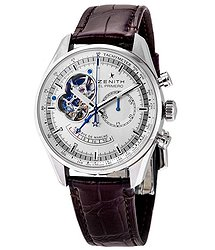 Zenith Chronomaster Open Power Reserve Men's Watch 032080402101C494