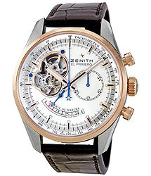 Zenith Chronomaster Open Reserve Automatic Men's Watch 512080402101C494