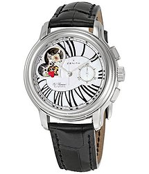 Zenith Chronomaster Start Open Love Ladies Watch