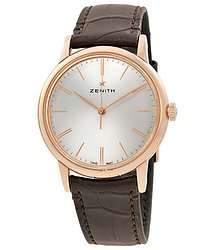 Zenith Classic Automatic Silver Dial Men's Watch