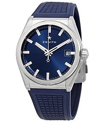 Zenith Defy Classic Automatic Blue Dial Titanium Men's Watch