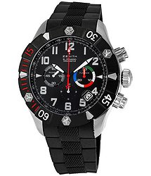 Zenith Defy Rainbow Flyback Chronograph Men's Watch