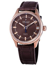 Zenith El Primero Espada 18kt Rose Gold Automatic Chronometer Men's Watch