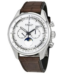 Zenith El Primero Moonphase Chronograph Automatic Men's Watch