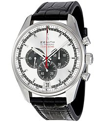 Zenith El Primero Striking 10TH Chronograph Men's Watch 032043405201C496