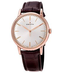Zenith Elite 6150 Automatic 18kt Rose Gold Men's Watch